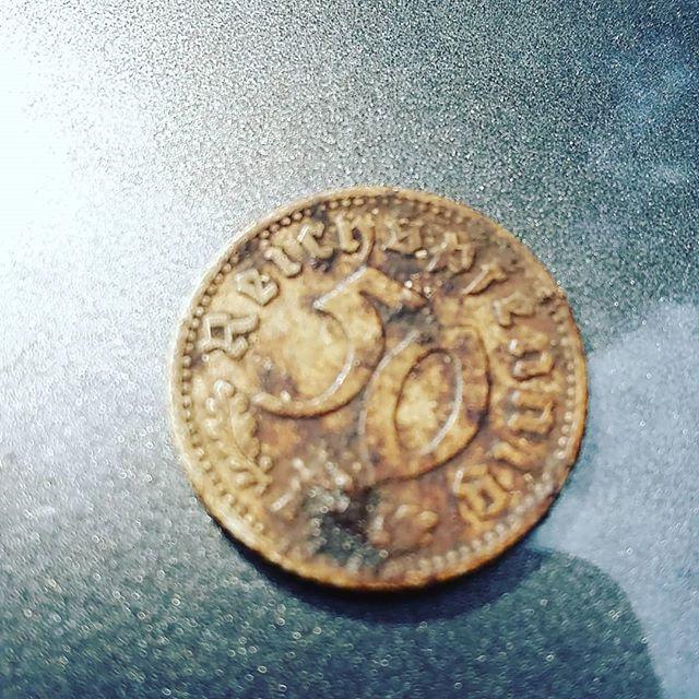 50 Reichspfennig 1935