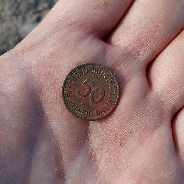 50 Pfennig 1984 G